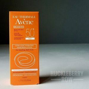 Eau Thermale Avène SPF 50+ Hydrating Sunscreen